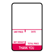"DIGI SM40/60/70/25 UPC ""Thank You"" (Red)"