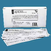 "Thermal Printer Cleaning Card, 2 X 6"", 25/Bx"