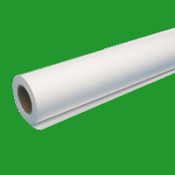 "36"" x 300' Wide Format Recycled Paper Roll, 2/Case"