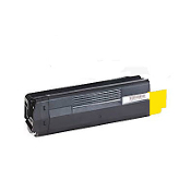 Okidata C5100, C5300 Compatible Toner Cartridge, Yellow, 1/Bx