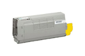 Okidata C710 Compatible Toner Cartridge, Yellow, 1/Bx