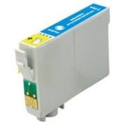 Epson T069220 Compatible Inkjet Cartridge, Cyan, 1/Bx
