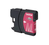 Brother LC-61M Compatible Inkjet Cartridge, Magenta, 1/Bx
