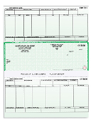 "PeachTree 8.5 X 11"" Payroll Laser Checks, 250/Bx"