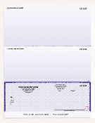 "Sage MAS 500 8.5 X 11"" General Purpose Checks, 250/Bx"