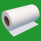 "17"" x 500' Wide Format 20lb Recycled Bond Paper Roll, 4/Case"