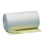 "8 7/16"" X 200' 2-Ply Carbonless 12 rolls/case"