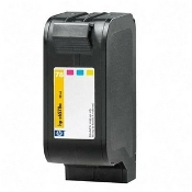 HP 78 (C6587DN) ReMan Inkjet Cartridge, Tri-Color, 1/Bx